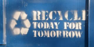 Recycle Today - For Tomorrow