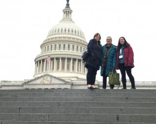 Milton Substance Abuse Prevention Coalition Goes to Washington DC!