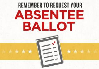 Image to get Absentee Ballot