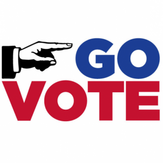 Image to go and vote